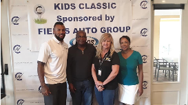 Dream Foundation, DHSMV and Kid Classic Founder
